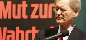 Prof. Dr. Karl Albrecht Schachtschneider